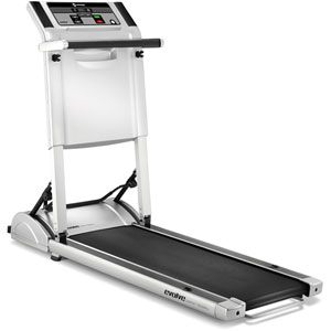 cheap treadmill - compact
