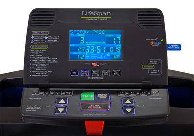 lifespan 4000 console