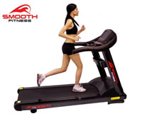 Smooth 9.65 TV Treadmill