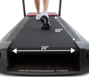 budget treadmill belt