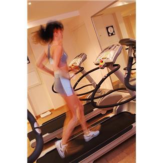 interval training on treadmill