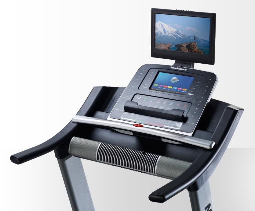 Nordictrack C2450 Treadmill Console