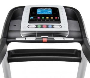 Proform treadmill console