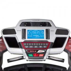 Sole F85 Treadmill Console
