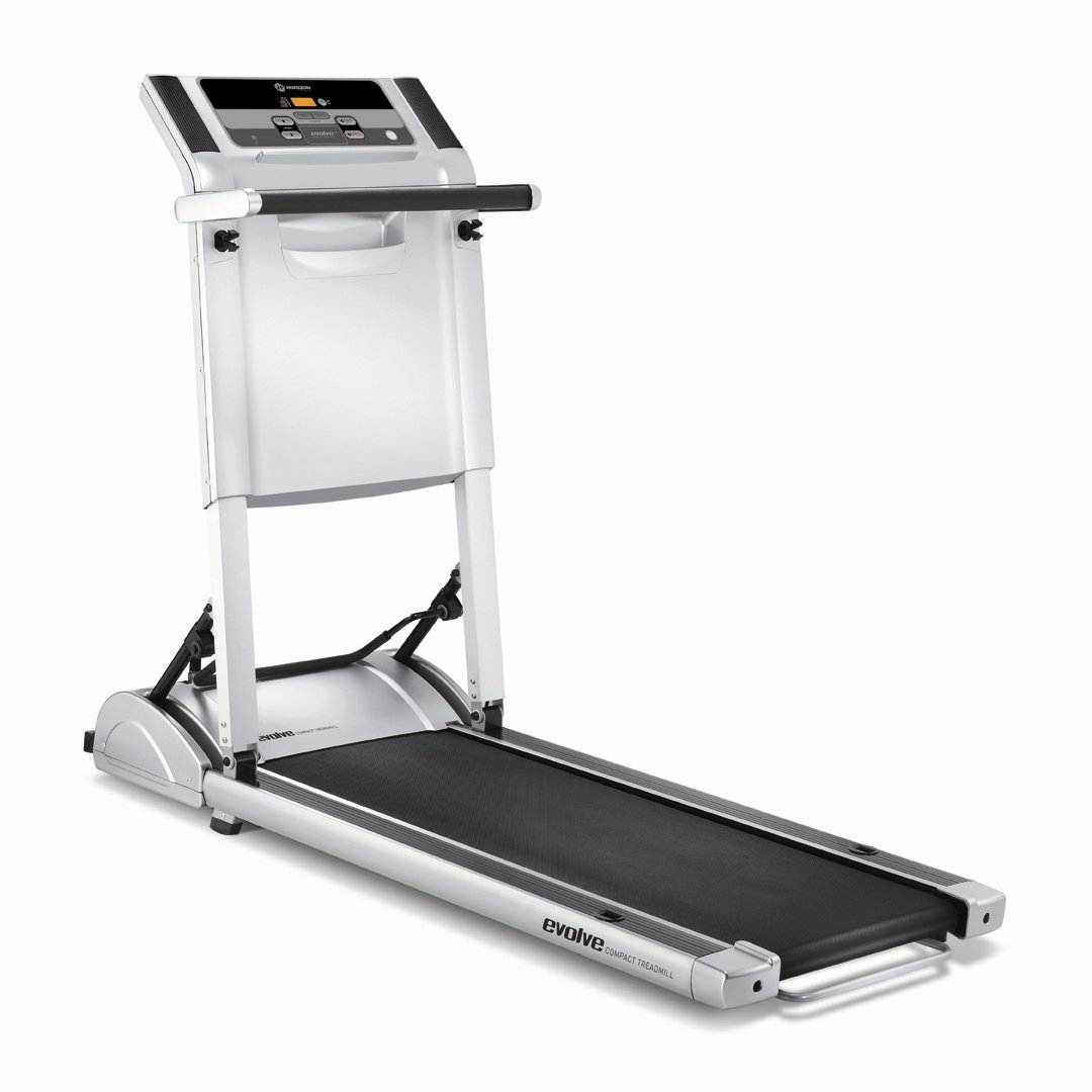 Horizon Evolve Compact Treadmill