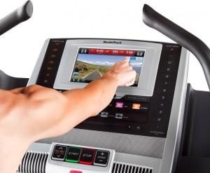 nordic track x9i incline trainer console