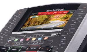 best treadmill brands - nt console