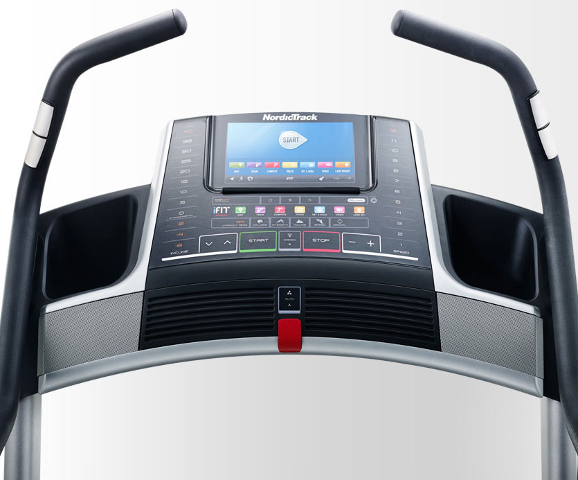 Nordictrack X9 Incline Trainer Console