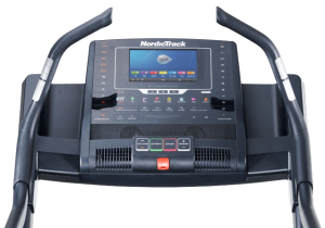 Nordictrack X11 incline trainer console