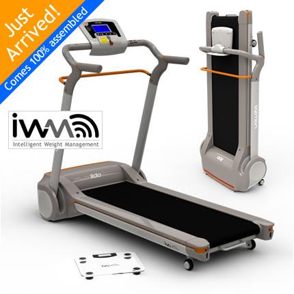 yowza compact treadmill