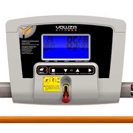yowza lido review - console