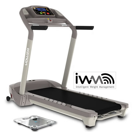 yowza fitness treadmill