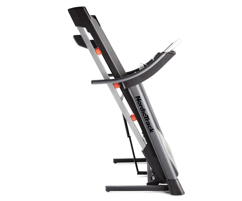 nordic track c970 treadmill review folded