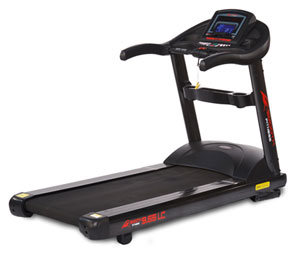 Smooth 9.65 Light Commercial Use Treadmill