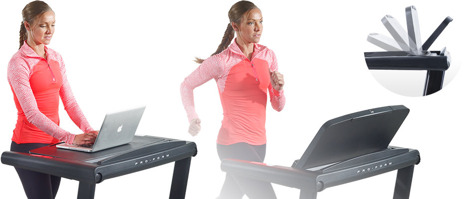 Proform Treadmill With Desk Review 2014