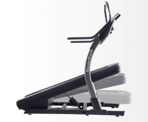 nordictrack X7 incline trainer sideview