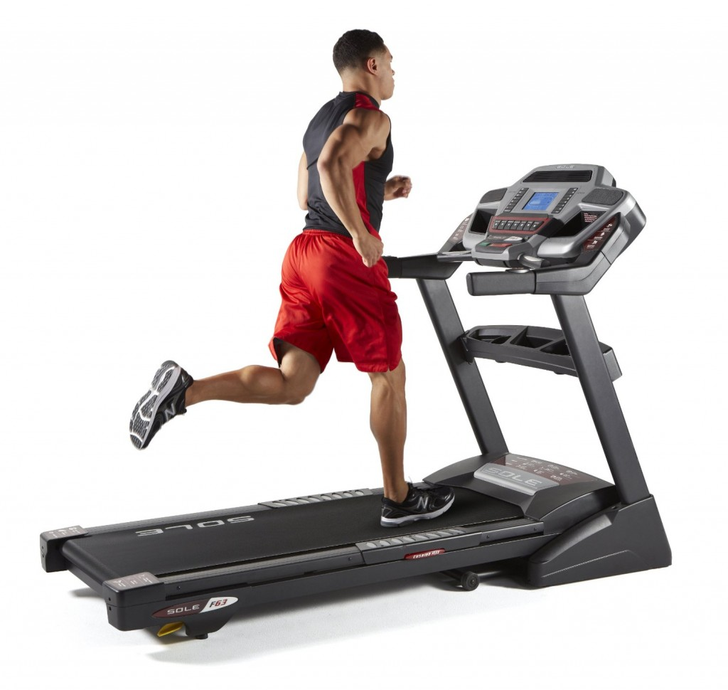 Sole F63 Treadmill 2014