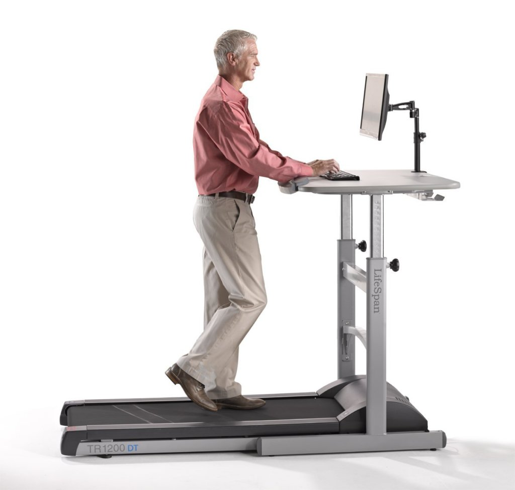 Treadmill with Desk 3 Options Which is Best For You