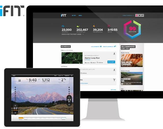 ifit live online