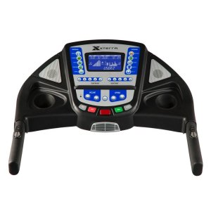XTerra 6.6 Treadmill Review Console