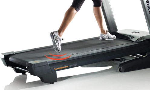 nordictrack-2450-treadmill-cushioning