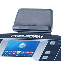 tablet holder on pro 7500 treadmill