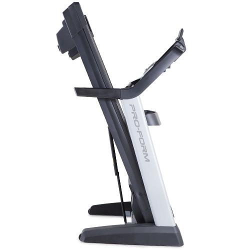 Proform Pro 7500 Treadmill folded