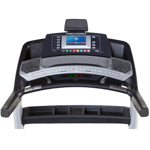 Proform 7500 treadmill console