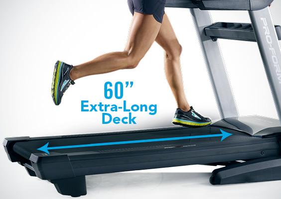proform-pro-7500-treadmill-decksize