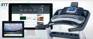 ifit live on the Proform 7500 treadmill