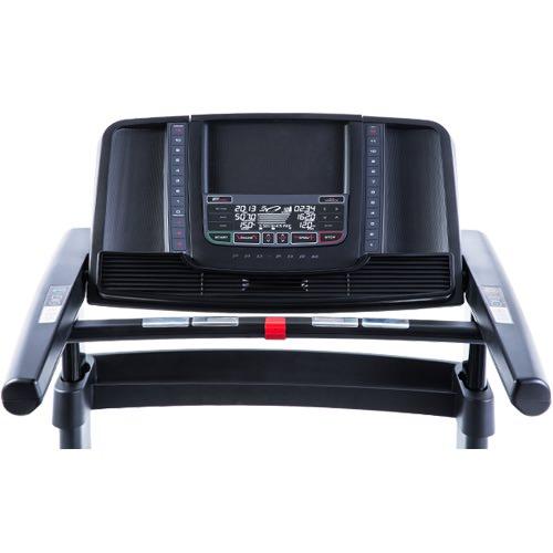 proform thinline pro desk treadmill console