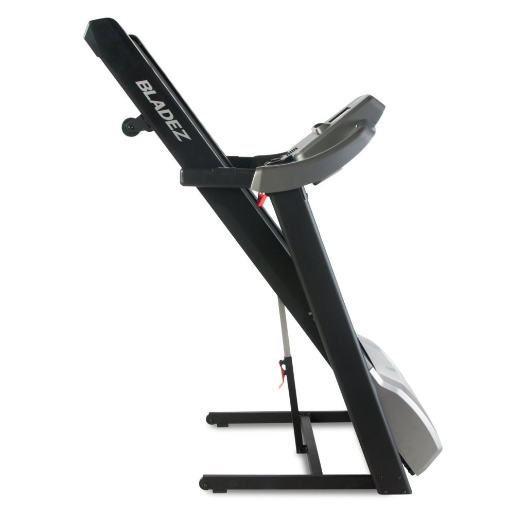 Bladez T500i Treadmill Folded