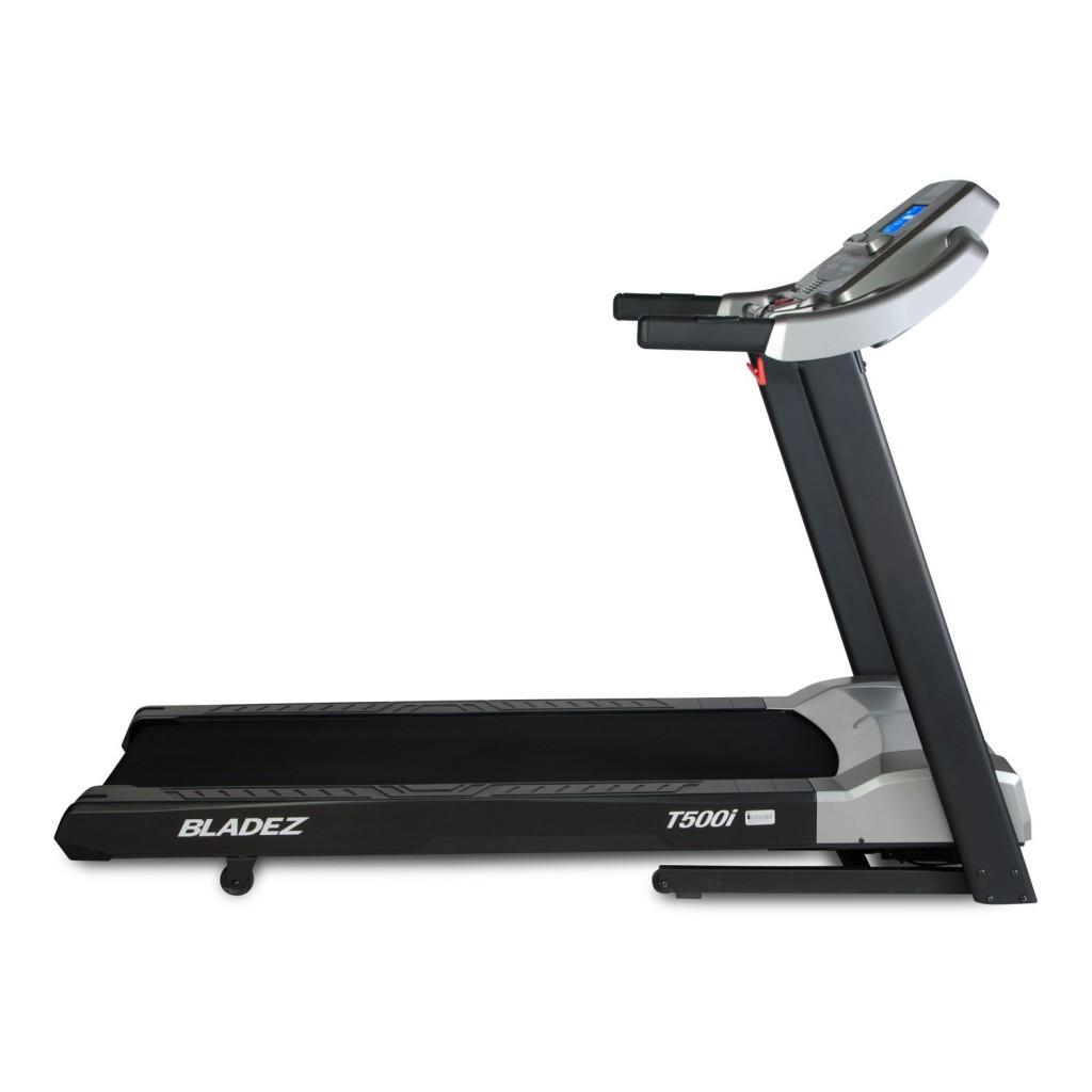 Bladez T500i Treadmill Sideview