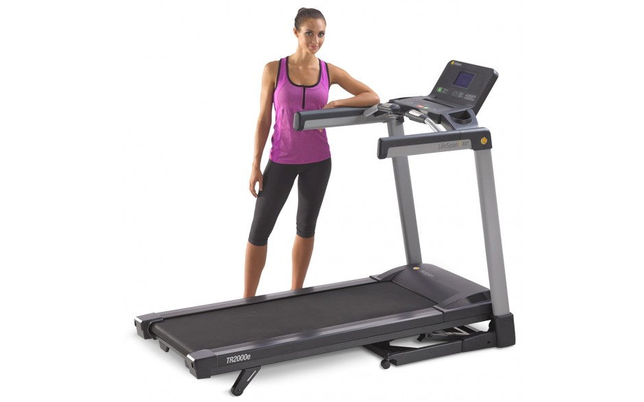 lifespan 2000 electronic folding treadmill