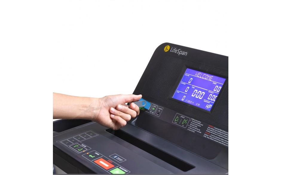 TR2000 Lifespan Fitness Treadmill Console