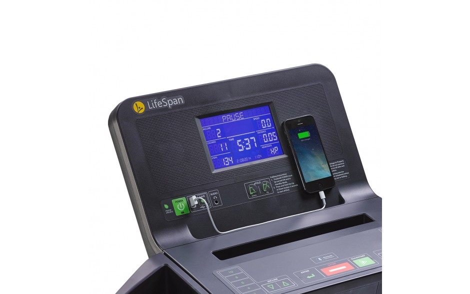 lifespan tr2000 treadmill console