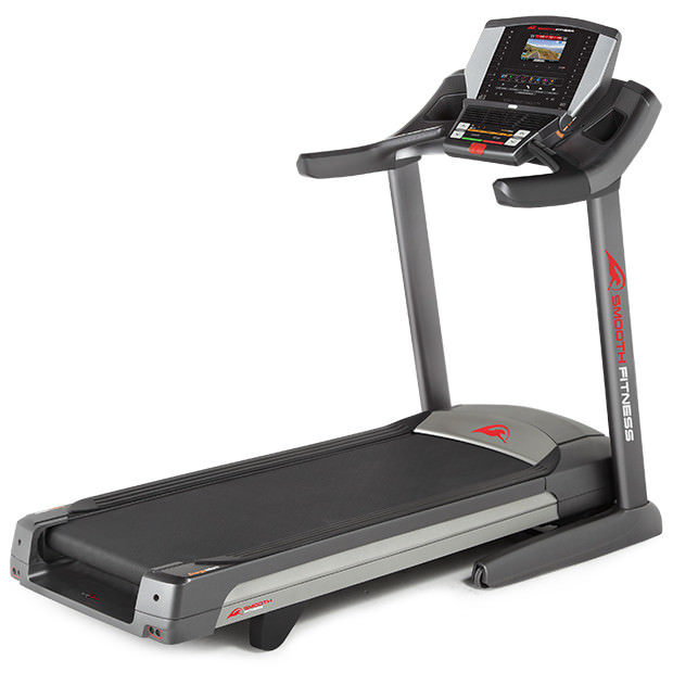 new Smooth treadmill