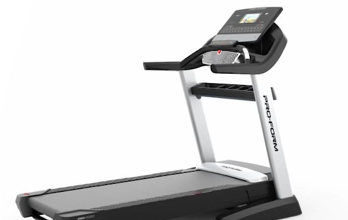 proform 2000 treadmill review