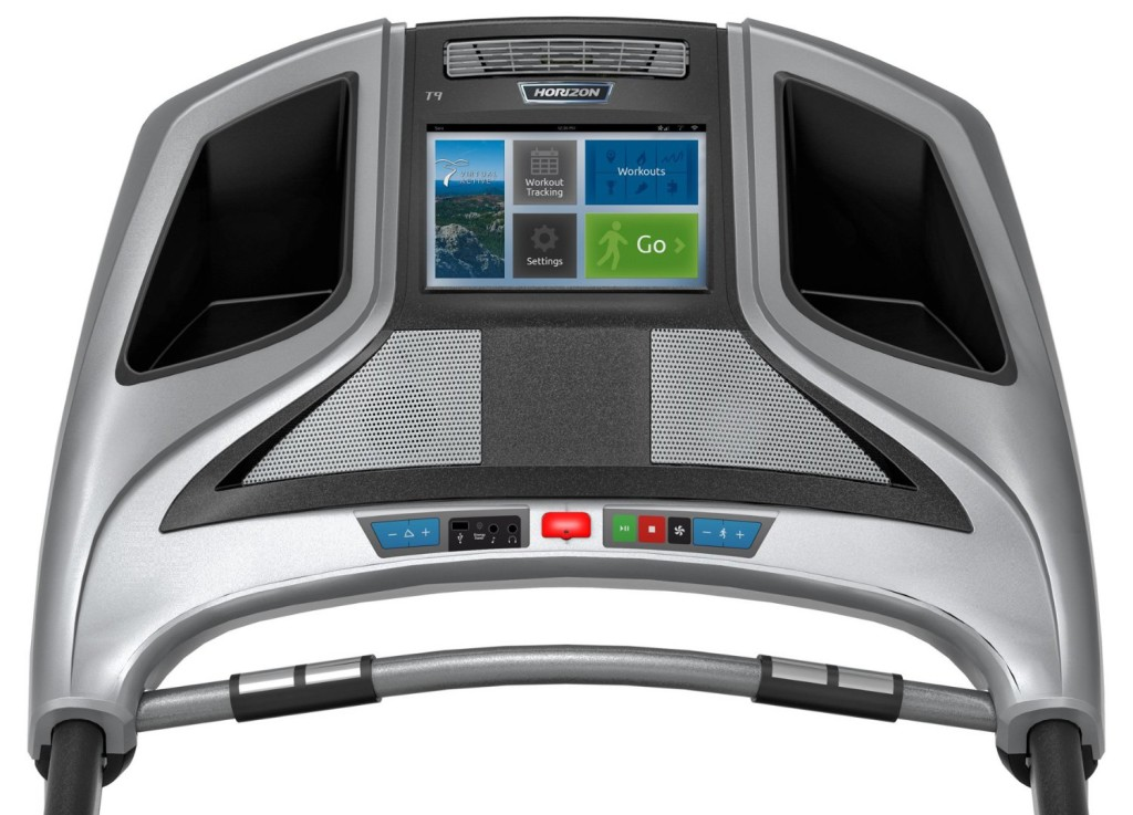 Horizon T9 Treadmill Console