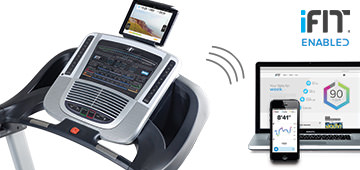 nordictrack C700 treadmill with ifit