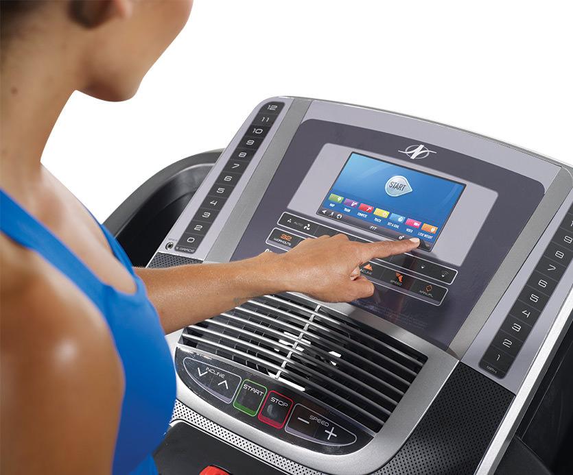 c990 treadmill console