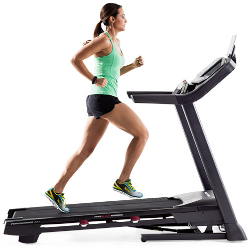 proform 400 folding treadmill