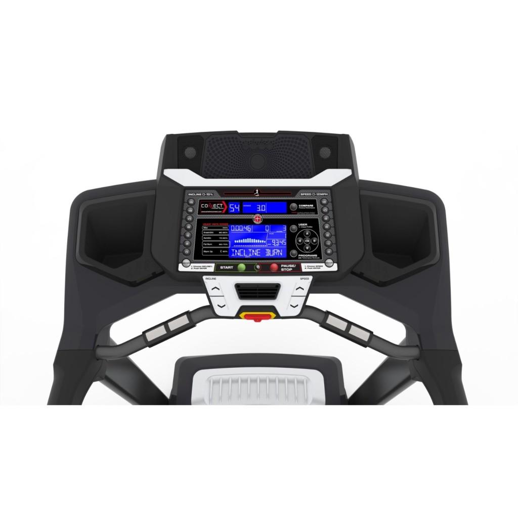 schwinn 870 treadmill console
