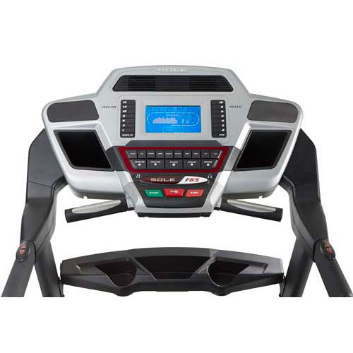 Sole F65 Treadmill Console