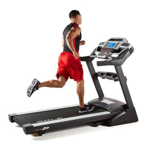 Sole Treadmill S77: Sole F65 Treadmill Review