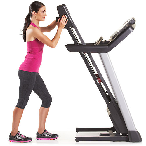 folding treadmill - proform 900 premier model