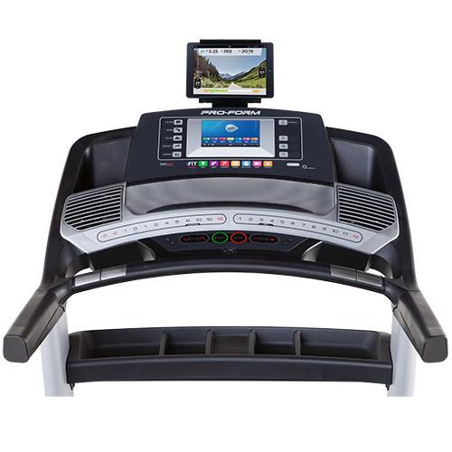 proform pro 5000 treadmill console