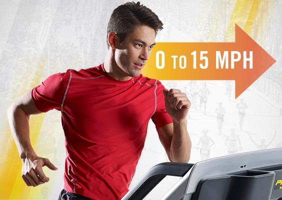 speed limit on boston marathon treadmill 4.0
