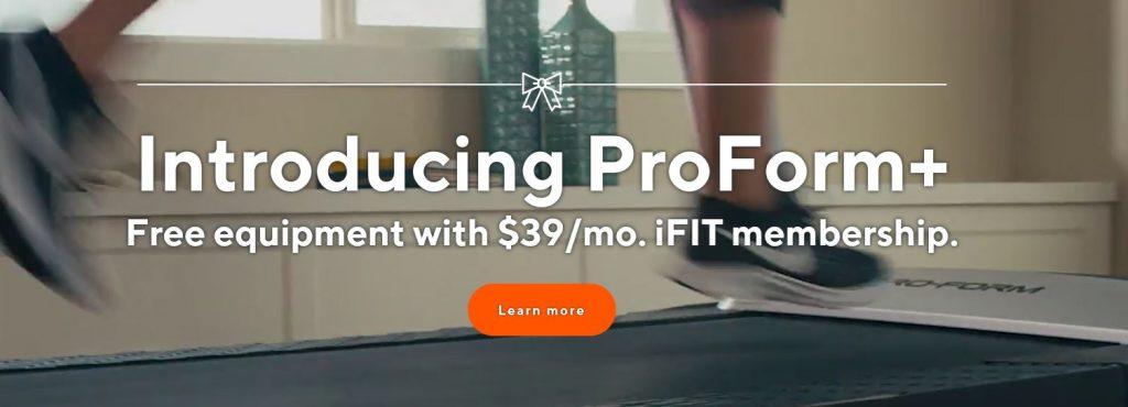 free proform treadmill proform plus