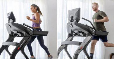 bowflex treadmill 10 vs 22